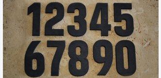 Čísla na dům z břidlice
