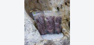 Dekorační kameny - Atlas Red drť